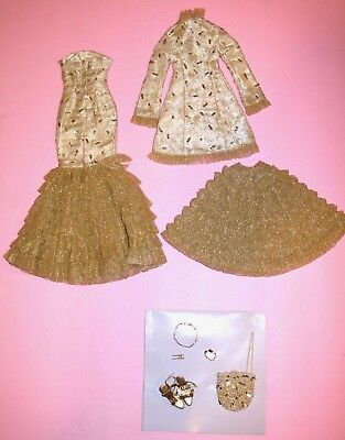 """Tonner - LOT of Tyler 16"""" Fashion Doll Mix & Match Clothing and Accessories"""