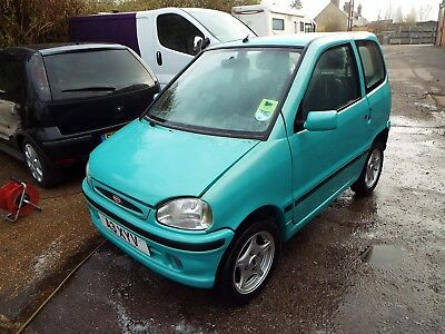 2000 Microcar (Aixam) Virgo Ii 0.5 Se Auto Diesel Drive On M/cycle Licence