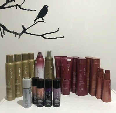 Job Lot Joico Professional Hair Products New And Unused