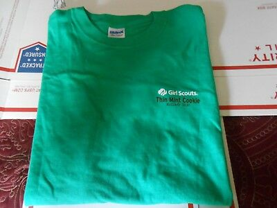 Dairy Queen Girl Scouts Cookie T Shirt Size M