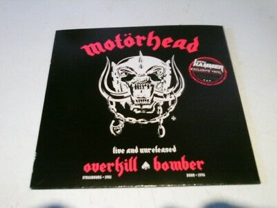 Motörhead - Live And Unreleased - Vinyl Single - Overkill, Bomber - Metal Hammer