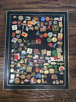 McDonalds Amazing Pin Collection Limited