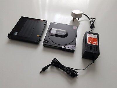 Super Rare And Vintage Sony Discman Personal / Portable Cd Player D-150