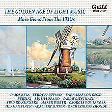 The Golden Age of Light Music: More Gems From The 1930s vo... | CD | Zustand neu