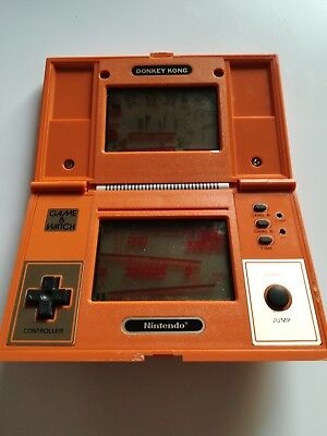Game And Watch Donkey Kong For Parts, Not Working