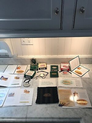 LONGABERGER LOT OF COLLECTORS CLUB Gifts And Cards