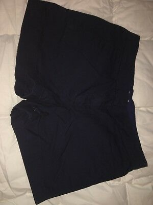 Crewcuts Girls Navy Blue Shorts Size 14