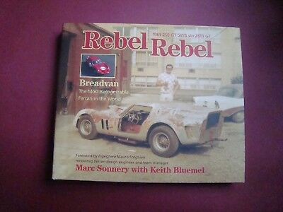 Livre Ferrari  250 Gt Swb Breadvan Rebel Forghieri Bizzarrini Sss Volpi Book