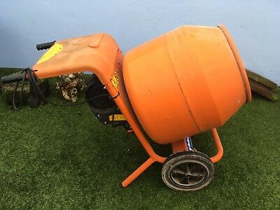 Belle Minimix 150 Cement Mixer Electric