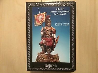 Masterclass/Soldiers Roman Cavalry Vessillifer 54mm
