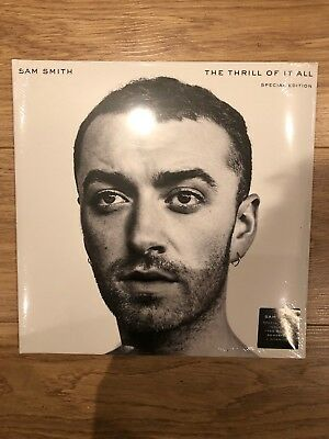"Sam Smith ""The Thrill Of It All"" Special Edition 2 X Vinyl LP & Download *NEW*"