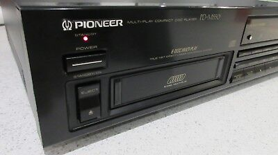 Pioneer PD-M550 6 Disc Compact Disc CD Changer Player PDM550 Lovely Condition