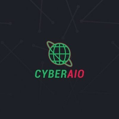 CyberAio AIO BOT 3.5.5.7 UPDATED WITH FREE IOS SUPREME BOT Cybersole OG SELLER