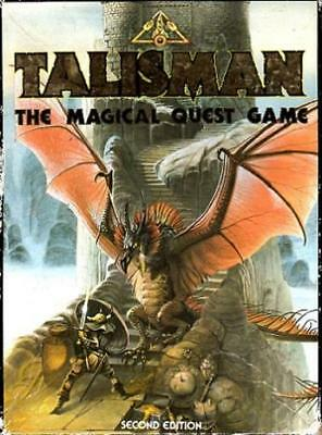 GW Talisman (1st-3rd Ed) Talisman (2nd Edition) Box Fair