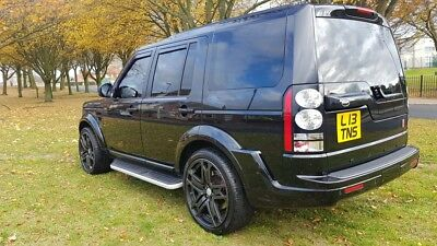 2015 Land Rover Discovery 4 PROJECT KAHN 3.0 SDV6 SE