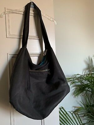 Sweaty Betty Gym Bag Black Nylon