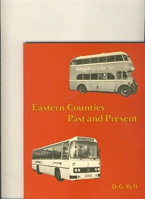 Eastern Counties Past and Present by Bell, D.G.