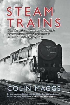 Steam Trains Maggs  Colin G. 9781445650999