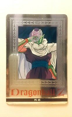 Carta DRAGON BALL Z - Bandai Special - PC-45 // CHROME / Silver - PICCOLO