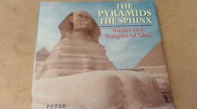 "Peter Lacovara ""The Pyramids The Sphinx""Tombs and Temples of Gaza"