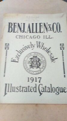 Watchmaker 1968 Benj. Allen & Co Exclusively Wholesale Illustrated Catalogue Lit