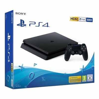 Console Videogames Sony Entertainment PS4 500GB F Chassis Black
