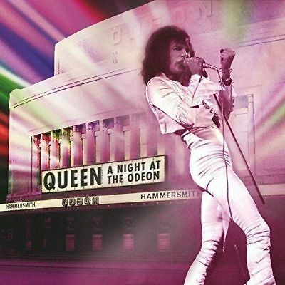 Queen - A Night At The Odeon (40Th Aniversary) [Cd+Bluray]Cd21 New & Sealed (B1)