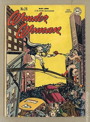 Wonder Woman (1st Series DC) #29 1948 GD+ 2.5