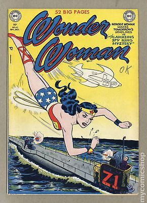 Wonder Woman (1st Series DC) #43 1950 FN+ 6.5