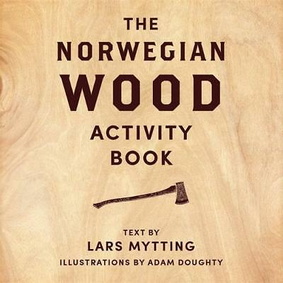 Norwegian Wood Activity Book, Mytting, Lars, Used Excellent Book