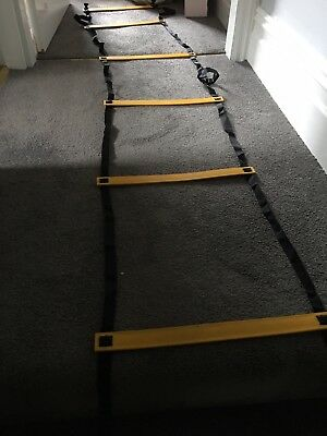 2x 4m Agility Speed Ladder