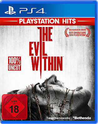 The Evil Within - Playstation 4 (NEU & OVP!)