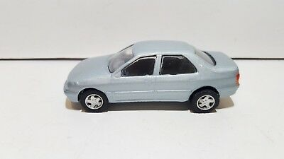 Unknown maker Resin Peugeot 306 Sedan 1/43 no box, used good condition