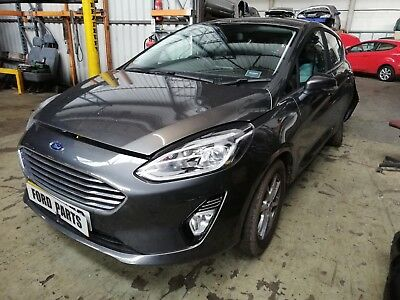 Ford FIesta 2018 1.0 Ecoboost Turbo Wheel nut only but breaking whole car