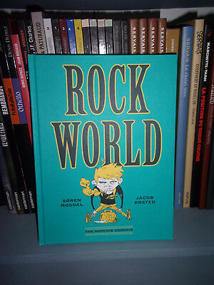 Rock World - Mosdal & Orsted - The Hoochie Coochie 2014 - BD d'Humour