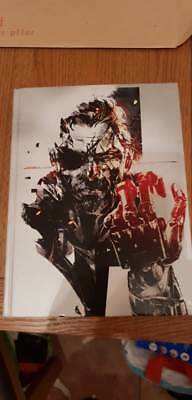 Metal Gear Solid V The Phantom Pain Collector Edition Walkthrough with extras