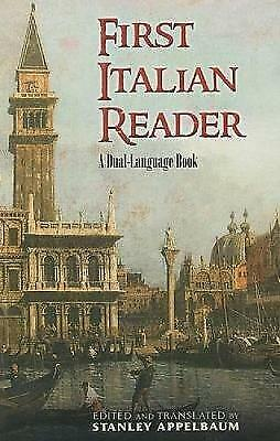 First Italian Reader, Stanley Applebaum