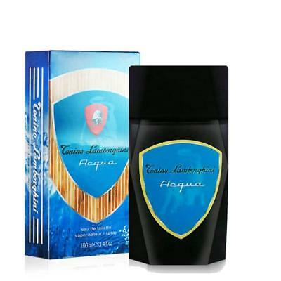 *SALE* Lamborghini ACQUA EDT 100ml only €9,95!!!!! *SALE*