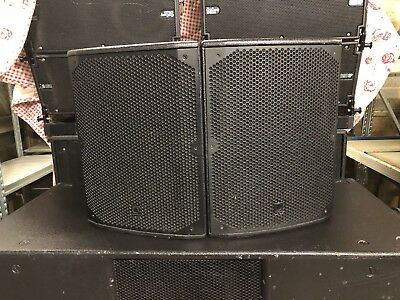 Turbosound TCX-8 Pair Of Compact Loud Speakers