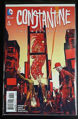 CONSTANTINE: THE HELLBLAZER # 6 DC COMICS. BAGGED/BOARDED + FREE ( see below )