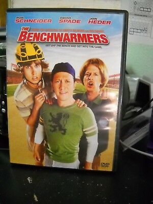 The Benchwarmers (DVD, 2006, WIDESCREEN)