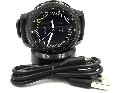 Samsung Gear S3 Frontier SM-R760 46mm WIFI Bluetooth Android Smart Watch Android