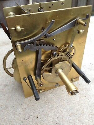 Tavern Clock , Longcase Clock Movement