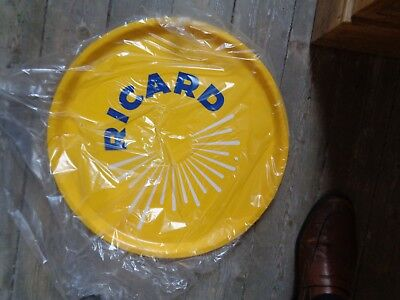Ricard opdienbord plateau tray new in blister PVC