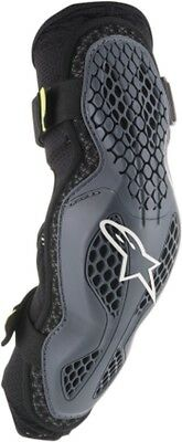 Alpinestars Sequence Elbow Guards Anthracite/Yellow