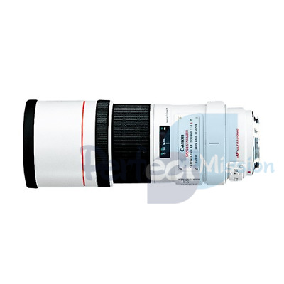 100% New .  Genuine .  Canon EF 300mm f/4L IS USM Retail Pack  + Warranty