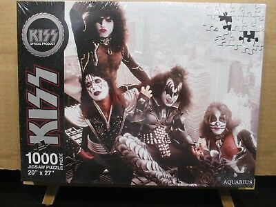 KISS PUZZLE NEW SEALED not aucoin
