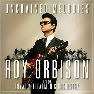 ~UNCHAINED MELODIES - ROY ORBISON WITH THE ROYAL PHILHARMONIC ORCHESTRA~  new CD