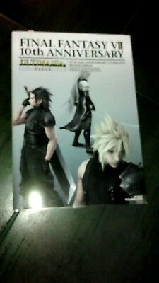 Artbook Final fantasy VII