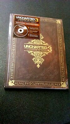 Artbook uncharted 3 collector